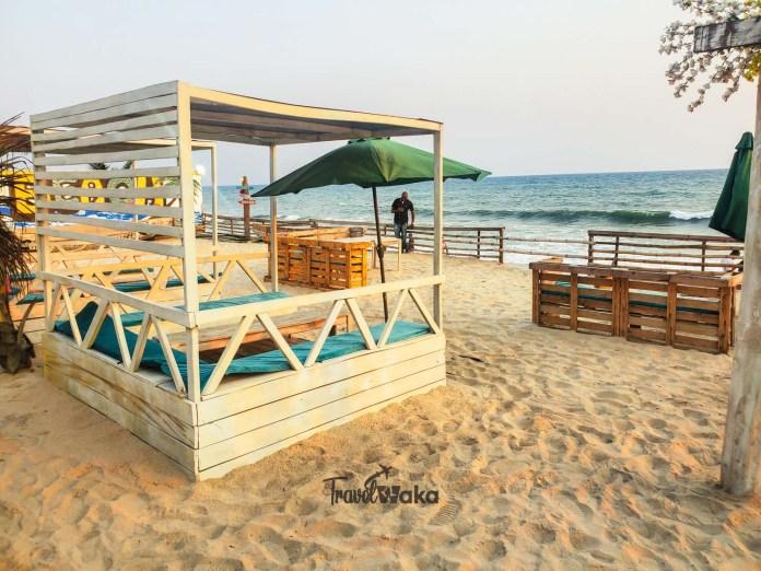 cabana at lagos beach