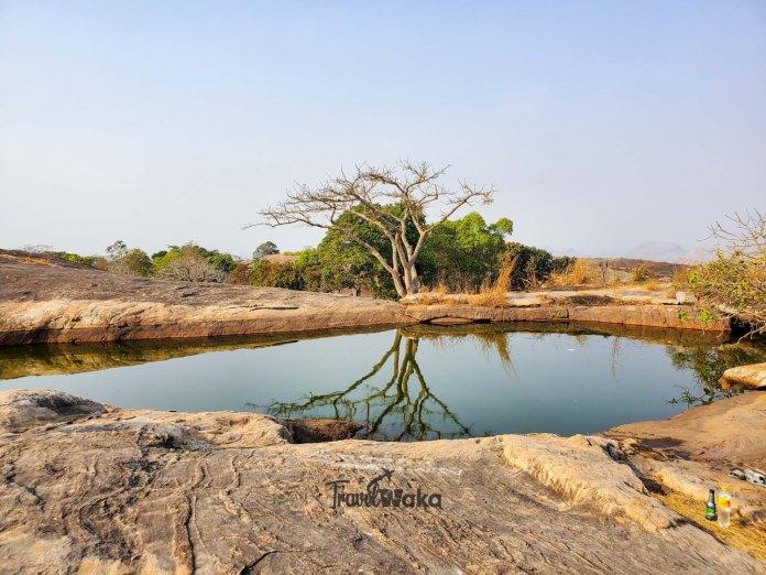 iyake lake Ado Awaye