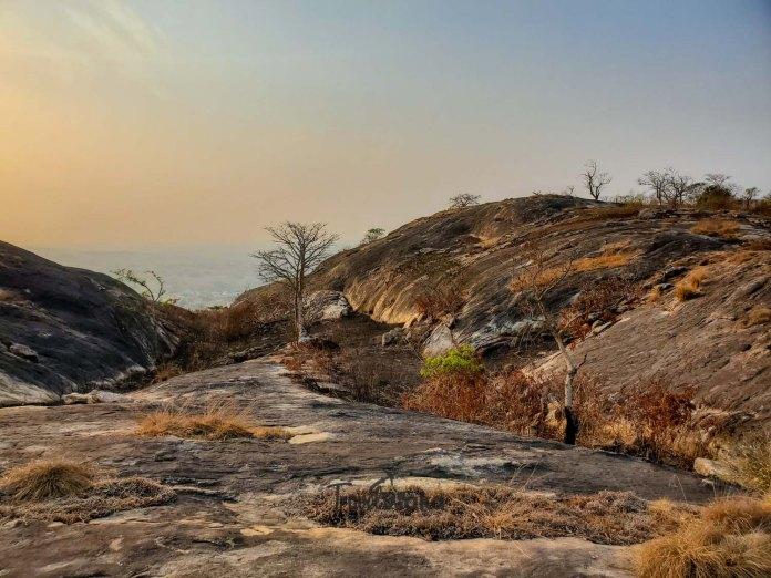 valley at Oyo