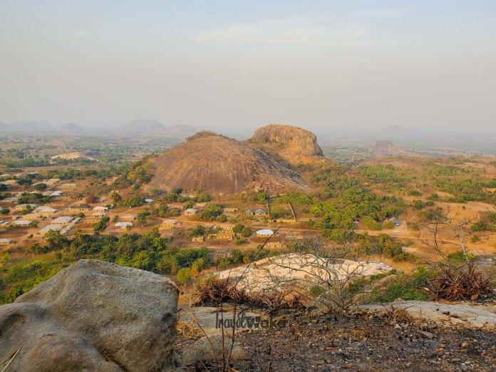 Beautiful landmark for Hiking in Oyo