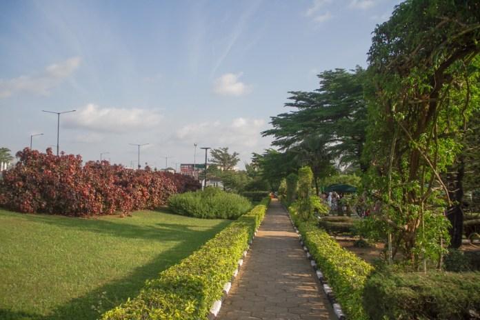parks in nigeria