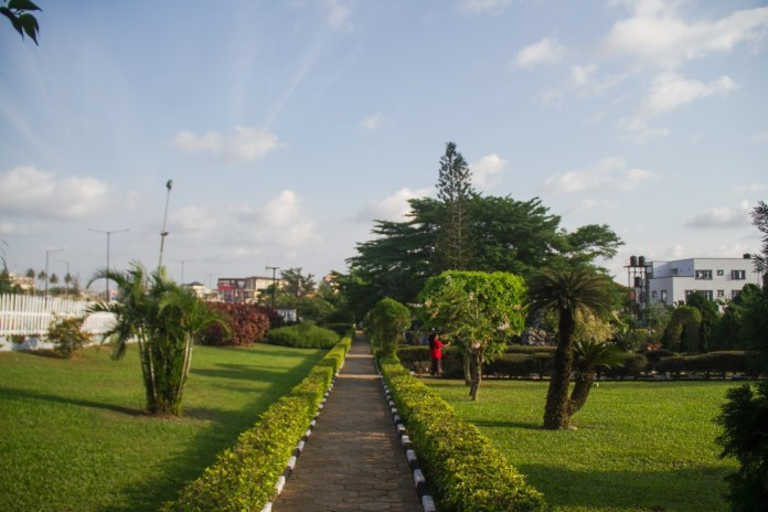 parks in Lagos