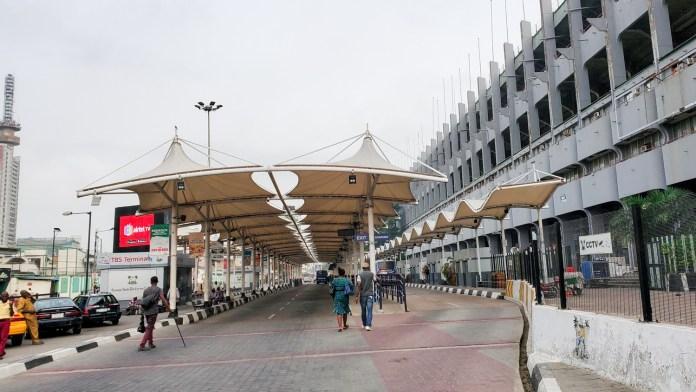 Racecourse TBS bus terminal