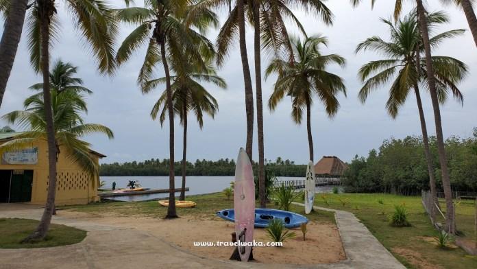watersports activities in benin
