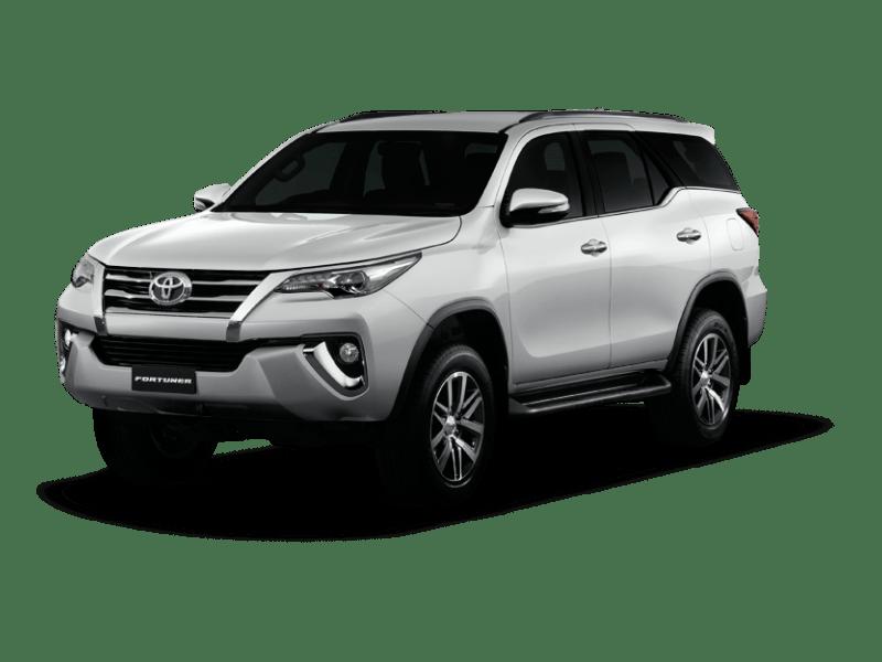 Toyota Fortuner (2018 Model) - Travel Warehouse Zambia