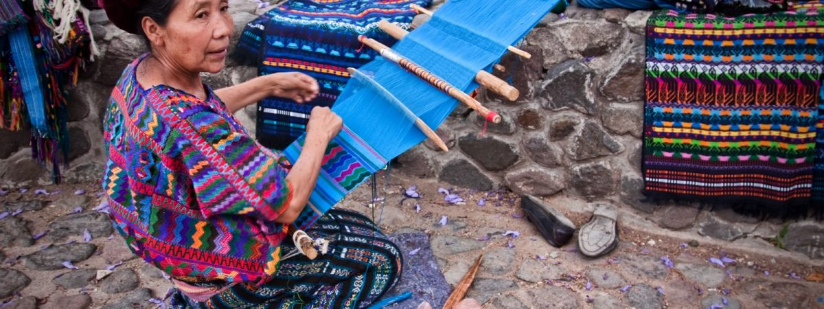 guatemala craft vendor banner