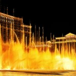 Dancing Water Fountains on Las Vegas Strip – A free show not be missed