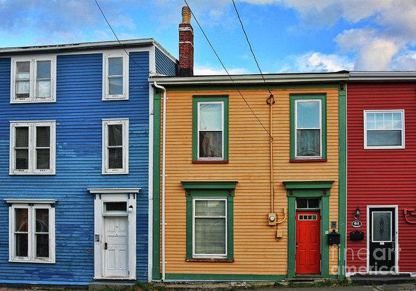 Doors in St. John's Newfoundland