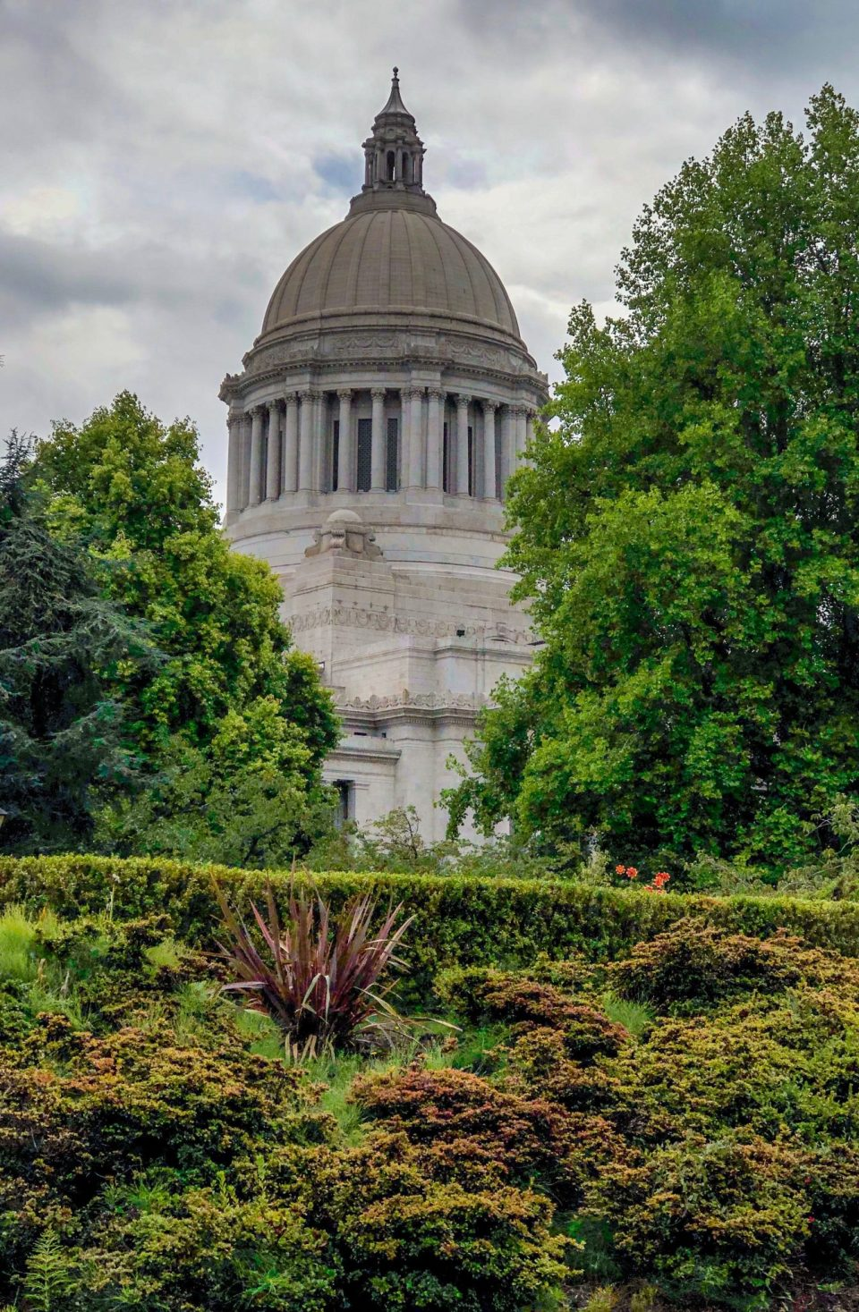 Olympia Washington Capitol Building
