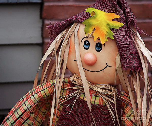 Thanksgiving doll decor
