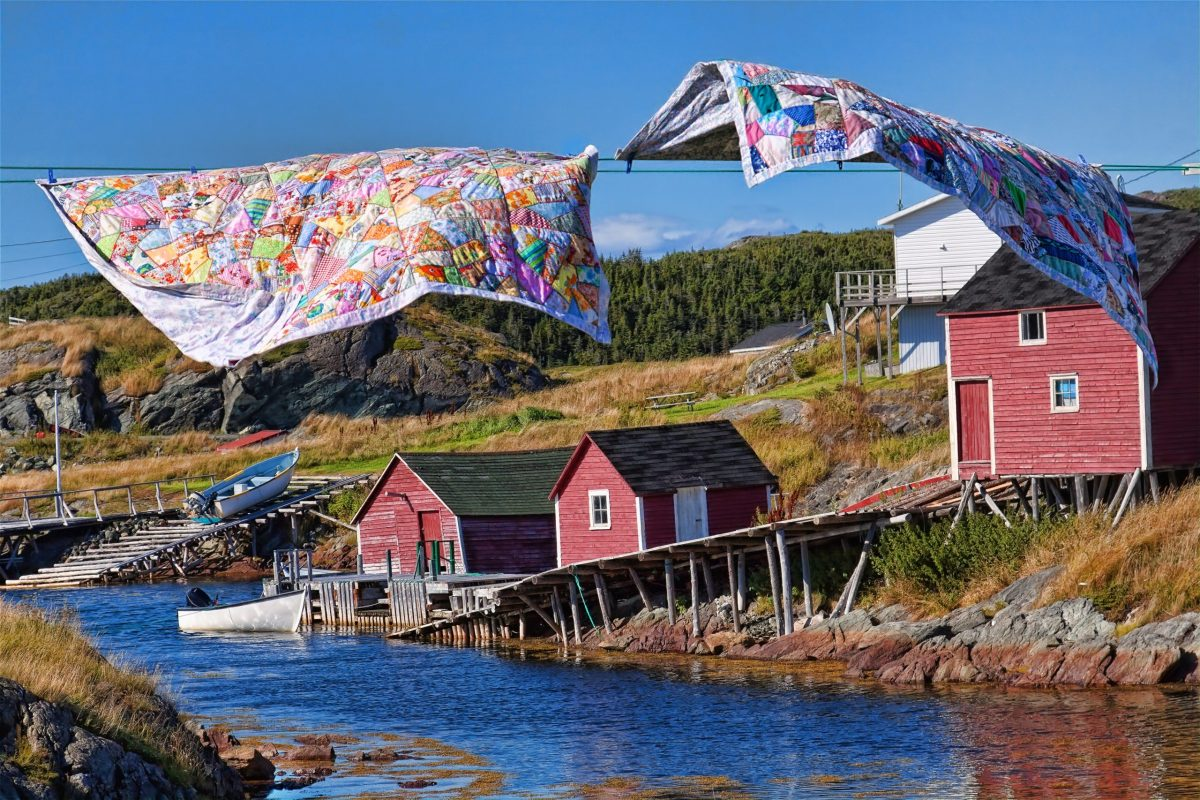 Newfoundland quilts