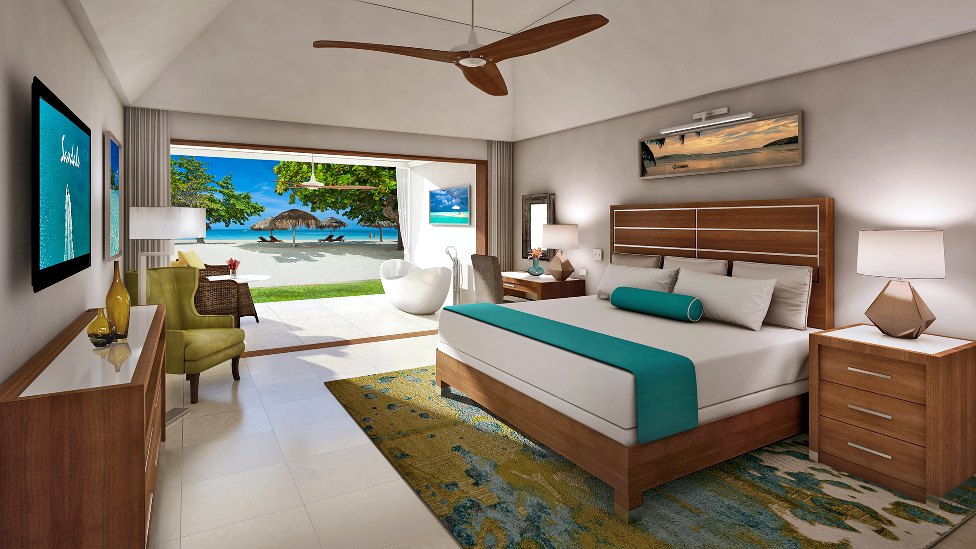 Sandals To Overhaul Parts Of Montego Bay Resort Travel Weekly