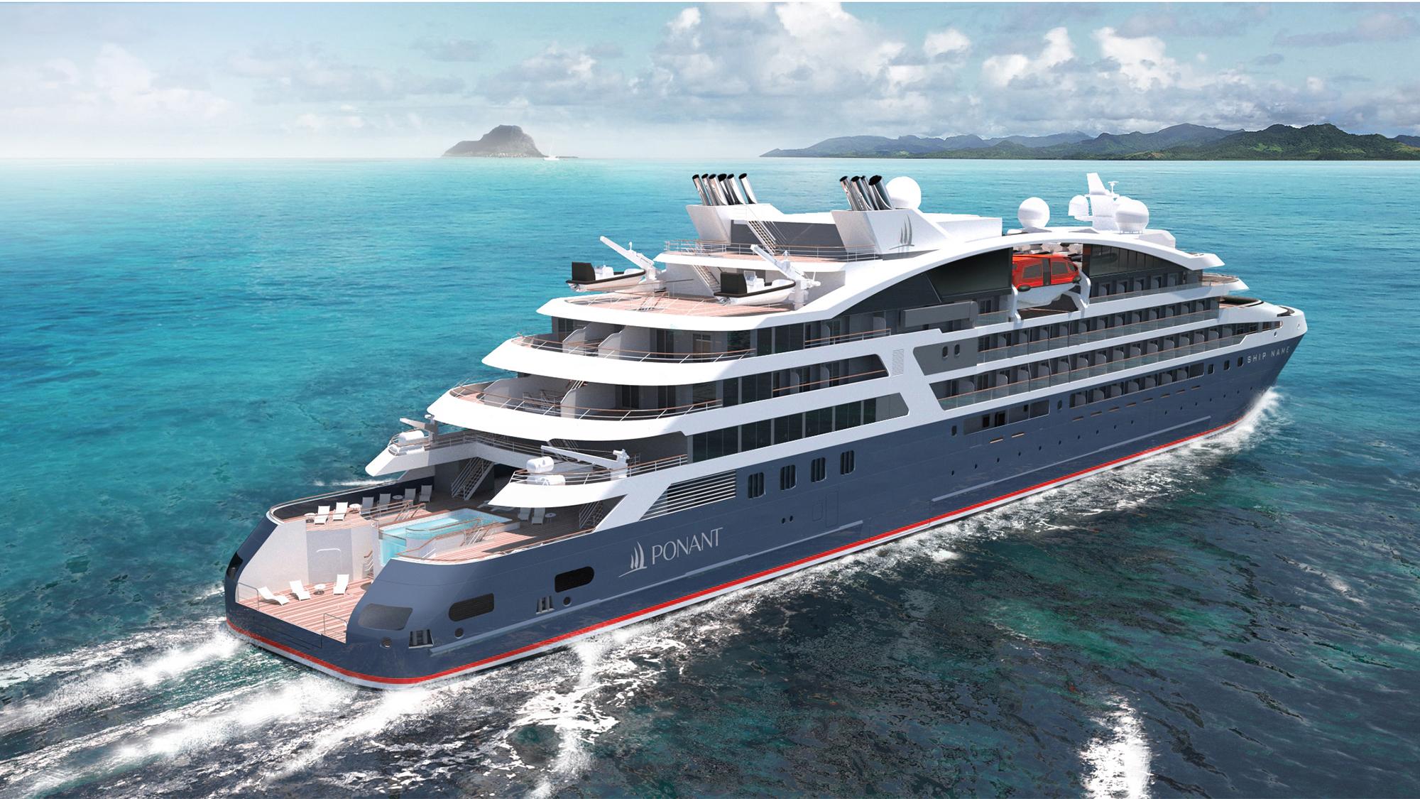French Cruise Ships
