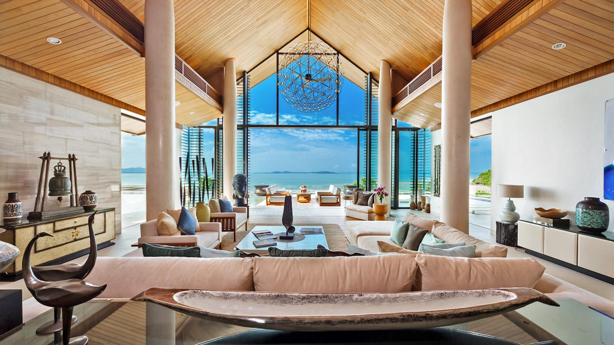 Luxury Retreats Blurring The Lines Travel Weekly