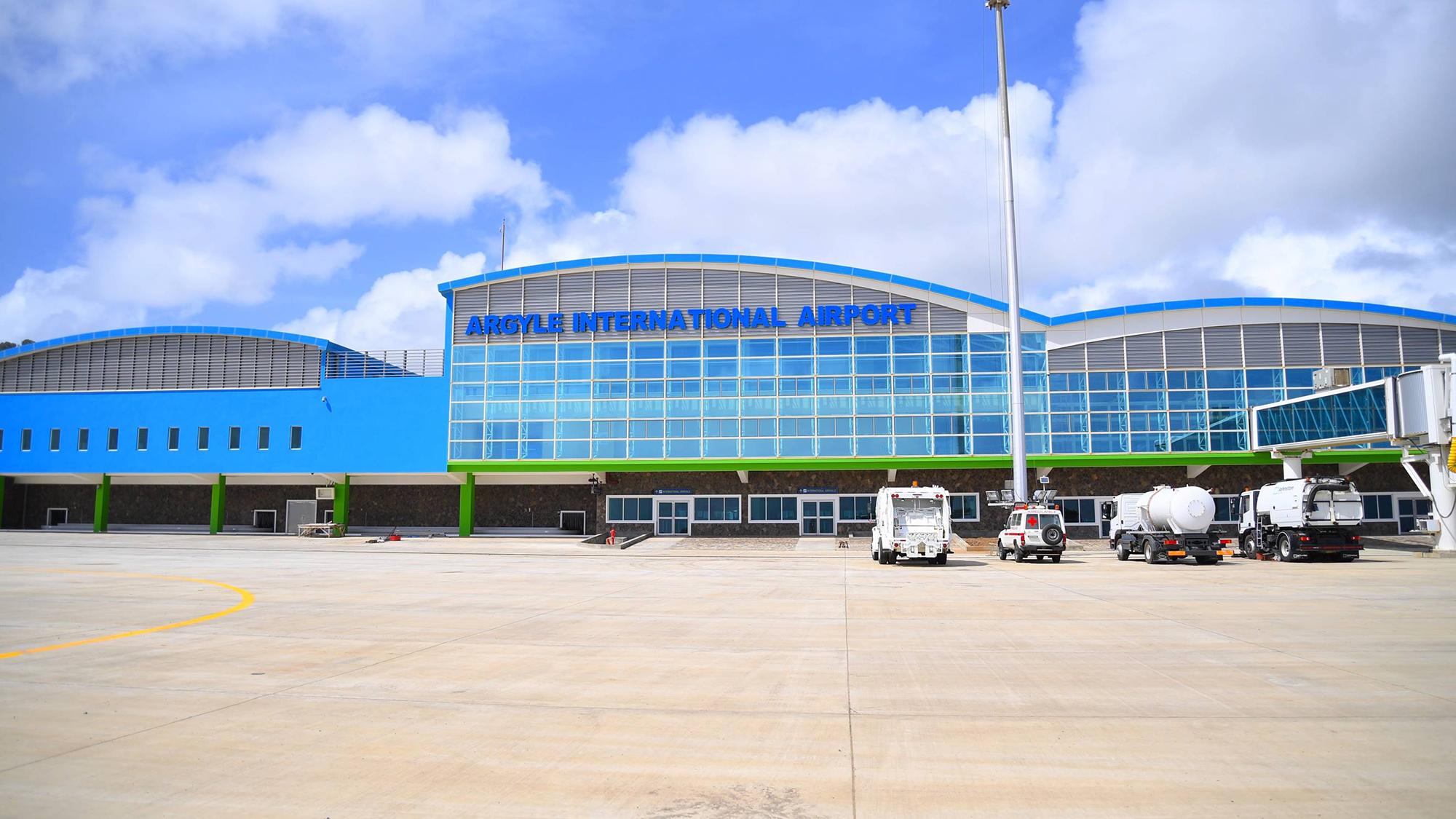 Resultado de imagen para Argyle International Airport (AIA)