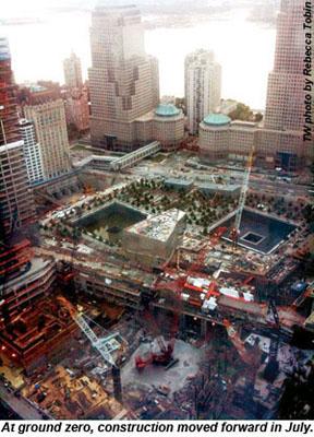 WTC GROUND ZERO