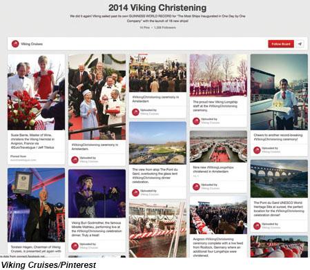 Viking Cruises/Pinterest