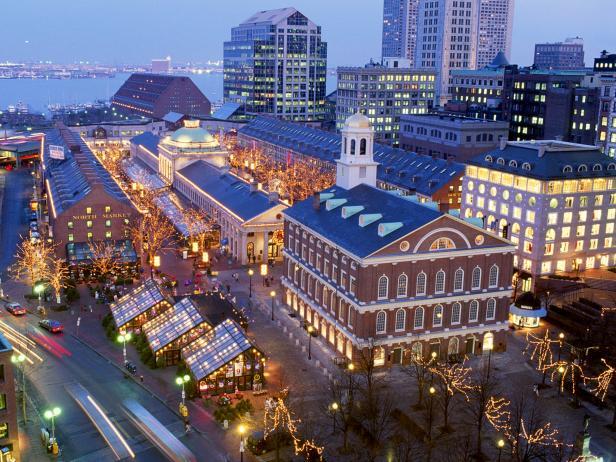 Visit Boston attractions