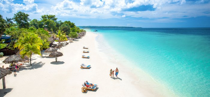 Negril Beach, cheap flights, direct flights, flights
