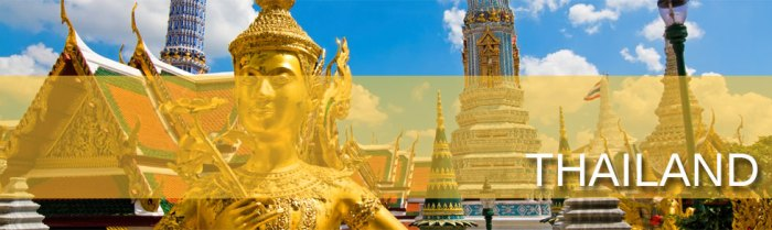 cheap flights to Thailand