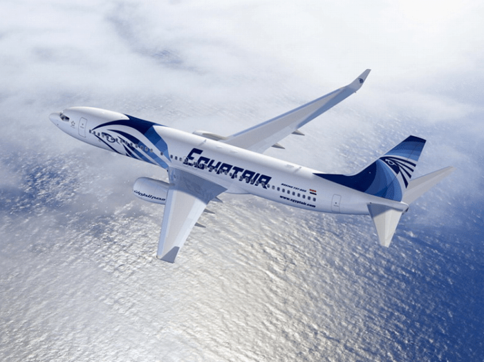 Egypt Air Travel Wide Flights UK