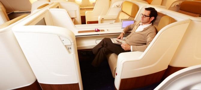 Smooth as Silk   Thai Airways