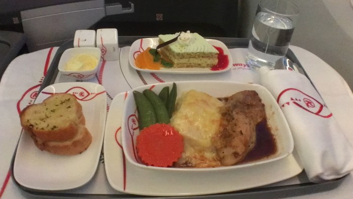 Kenya-airways-business-class-Meal-Travel-wide-flights