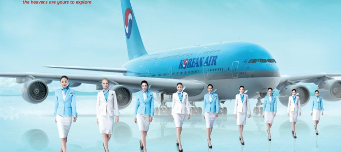 The Korean Air-Excellence In Flight
