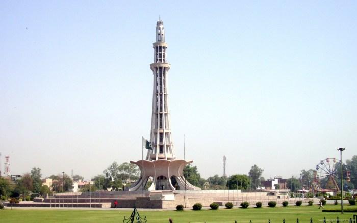 Minar e Pakistan Lahore Travel Wide Flights