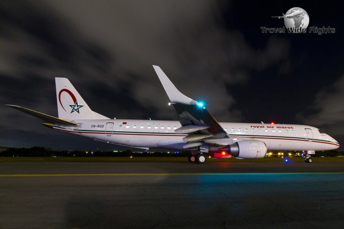 Royal Air Maroc Travel Wide Flights