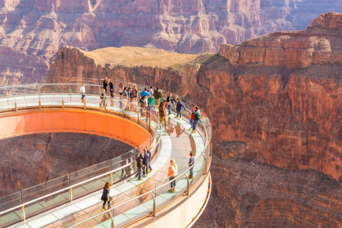 grand canyon travel wide flights