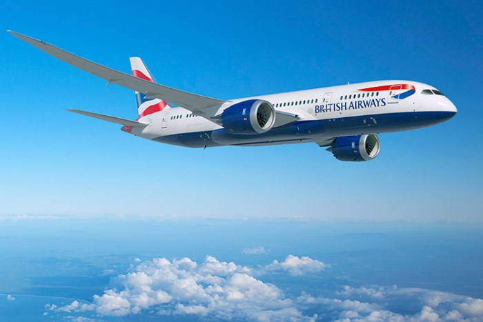 british-airways travel wide flights