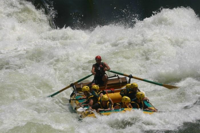 zambezi-rafting - Travel Wide Flights