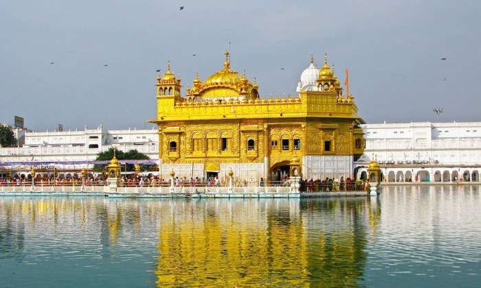 amritsar travel wide flights
