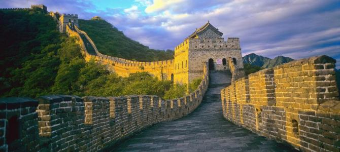 The Legendry Chinese Destinations