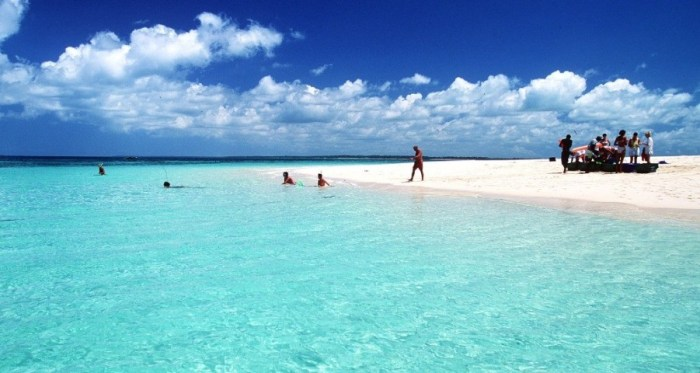 kenya beach