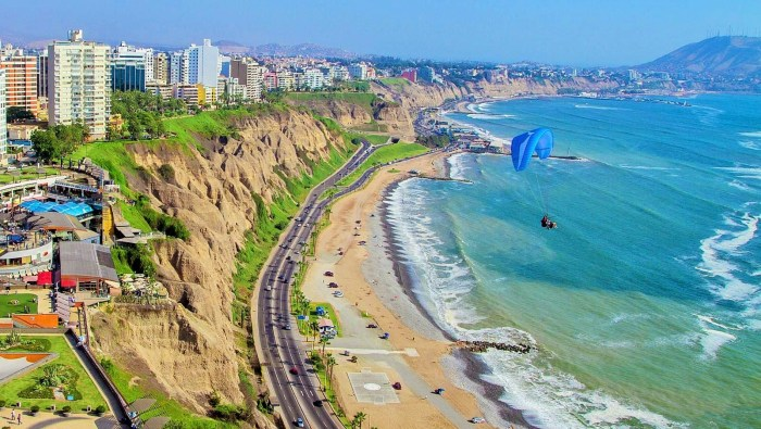 Lima Travel Wide Flights