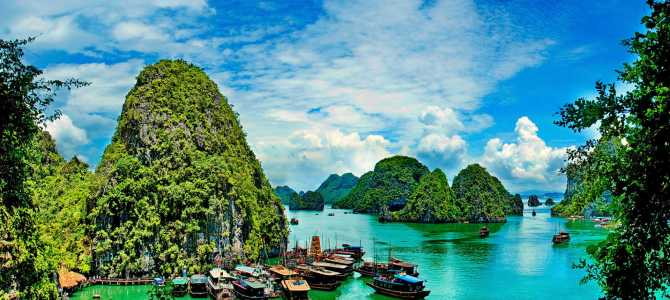 South East Asia: An Epitome of Beauty
