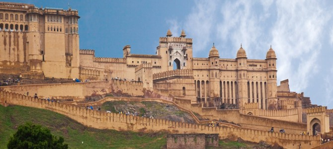 Must Visit 5 Forts in Rajasthan Tour