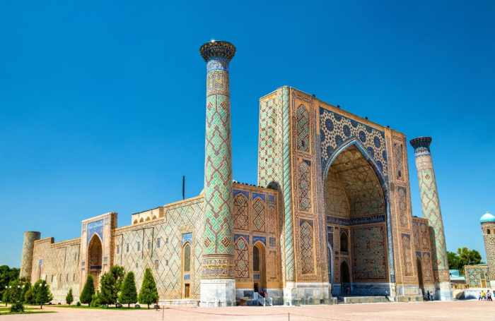 cheap flights to Uzbekistan