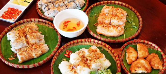 Taste the traditional Vietnamese Cuisines