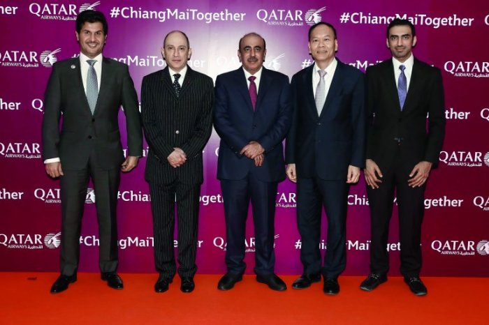 Qatar Airways,LAUNCHES,Chiang Mai,non-stop service, Qatar Airways,LAUNCHES,Chiang Mai,non-stop service, travel news, hotels, resorts, planes, airports, aviation, associations, tourism, events, meetings, human rights, journalism, destinations, cruising, cruises, food, luxury, bus, trains, accessible, Hawaii, Seychelles, Dubai, Germany, shopping,California, executives, speakers, visitors, business travelers, conventions, Cheap Flights, Direct Flights, Last Minute Flights, Flights From London, Flights from London Heathrow, Flights with qatar , direct flights with qatar, cheap flights to Harare from London, direct flights to Harare from London, qatar airline united kingdom, qatar airways special promotion, qatar airways special offers, qatar airways discount coupon, qatar airways, travel with qatar airways, qatar airways miles, travel hacks, travel, traveling,
