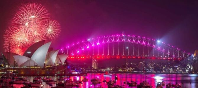 The Best Destinations for Spending New Year's Eve