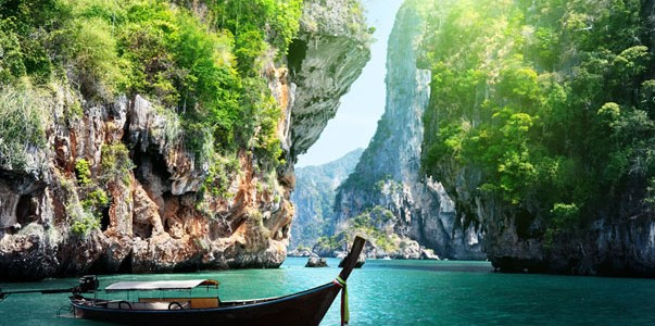 Krabi Food And Tourism
