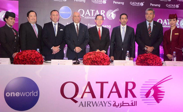 Qatar Airways,LAUNCHES,Penang,non-stop service, Qatar Airways,LAUNCHES,Penang,non-stop service, travel news, hotels, resorts, planes, airports, aviation, associations, tourism, events, meetings, human rights, journalism, destinations, cruising, cruises, food, luxury, bus, trains, accessible, Hawaii, Seychelles, Dubai, Germany, shopping,California, executives, speakers, visitors, business travelers, conventions, Cheap Flights, Direct Flights, Last Minute Flights, Flights From London, Flights from London Heathrow, Flights with qatar , direct flights with qatar, cheap flights to penang from London, direct flights to Harare from London, qatar airline united kingdom, qatar airways special promotion, qatar airways special offers, qatar airways discount coupon, qatar airways, travel with qatar airways, qatar airways miles, travel hacks, travel, traveling, Qatar airways 2018 special offers, Qatar airways special packages, Qatar airways fifa packages, Qatar aiways flights to penang, Qatar airways penang, Qatar airways malaysia