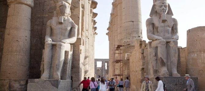 Egypt Travel Attraction