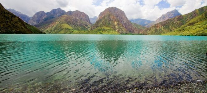 Places To See In Tajikistan