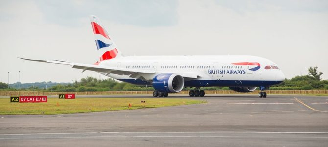 British Airways Will Suspend London Tehran Service In September