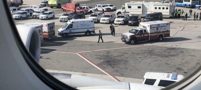 Passengers Sick On Emirates Airline Flight From Dubai To New York