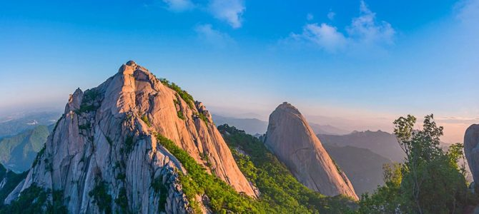 Beautiful National Parks to Visit in South Korea